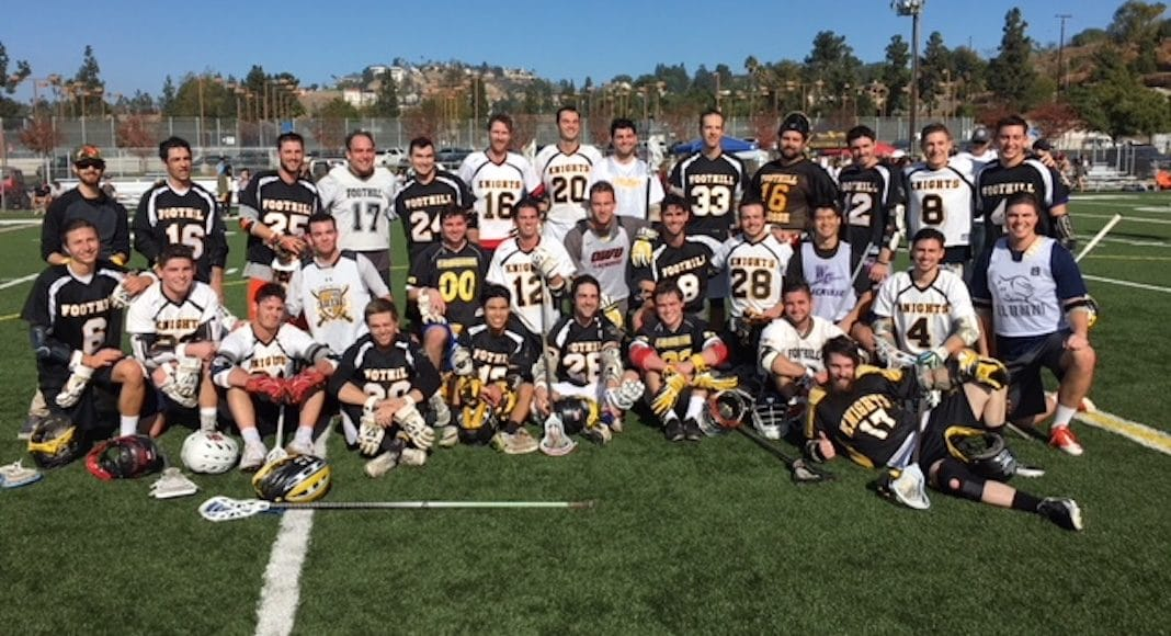 Foothill Boys Lacrosse