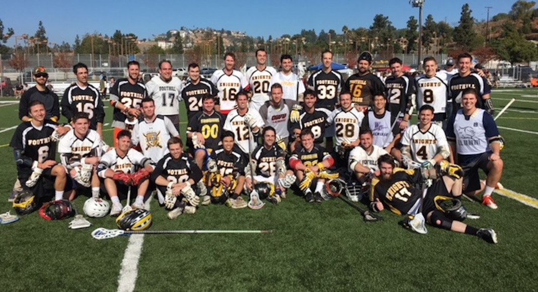 Foothill Boys Lacrosse