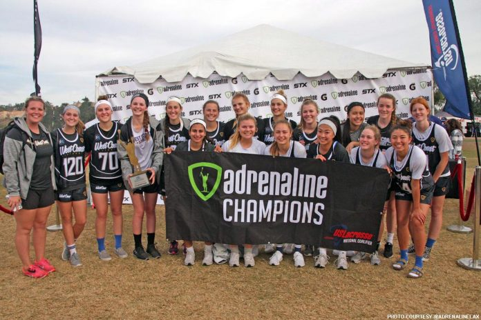 West Coast Starz 2018 girls, 2018 Adrenaline Challenge