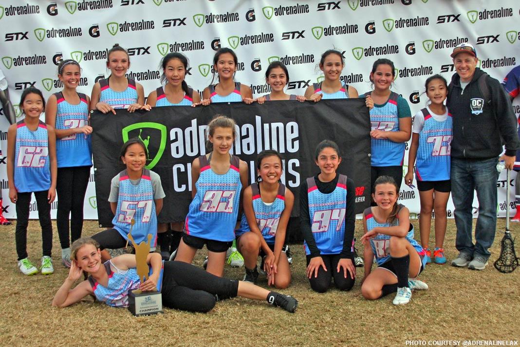 OC United MS, Adrenaline Challenge