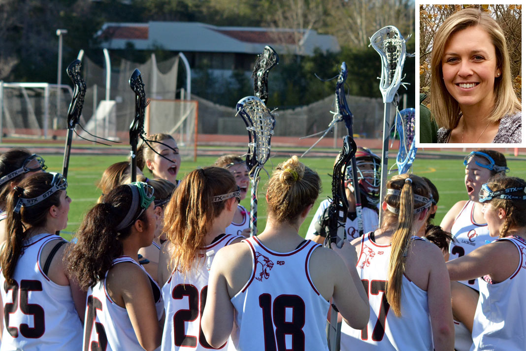 KC Emerson, Oaks Christian Girls lacrosse