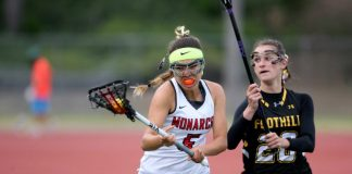 Mater Dei midfielder Hailee Andry will Division 1 women's lacrosse at Kent State