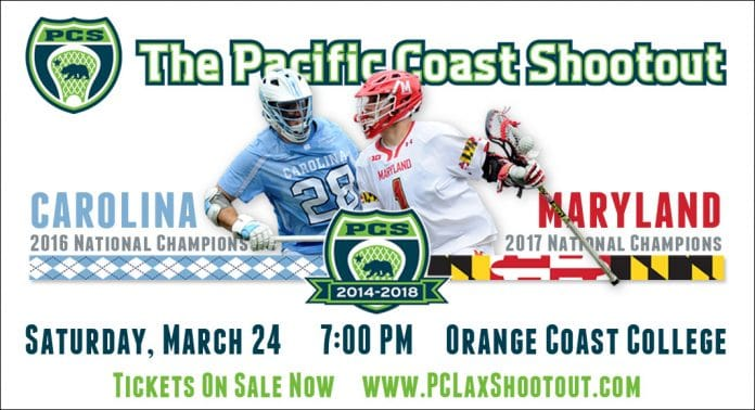 Pacific Coast Shootout 2018