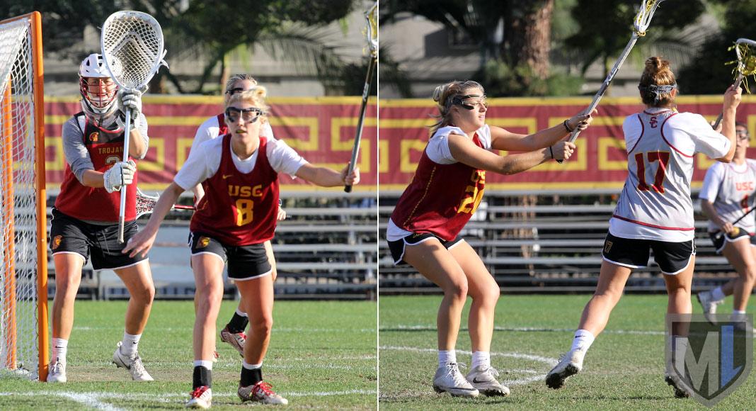 USC Women in Familiar Spot Despite Whole New Look ...