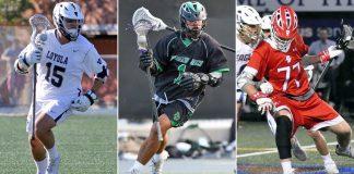Aidan Hesse, Loyola; Matt Parham, Thousand Oaks; Colin Fitt, Palos Verdes.