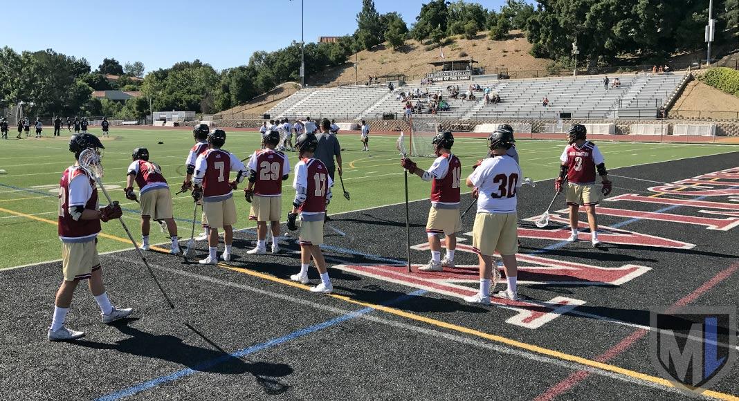 Oaks Christian boys lacrosse