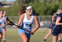 Joslyn Simaan, Corona del Mar girls lacrosse