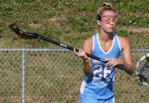 Lauren Rowe of Corona del Mar committed to Chapman Women's lacrosse