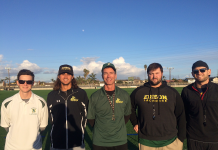 Edison boys' lacrosse coaches 2018