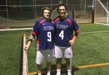 Carson Spooner (9) and Ryan Harrington (4) had three goals apiece for Tesoro.