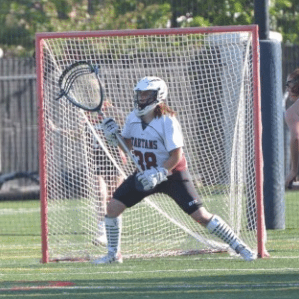 Ellie Jones, St. Margaret's lacrosse