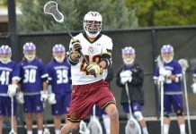 Michael Marino, Colorado Mesa Men's Lacrosse