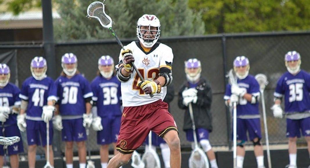 Michael Marino, Colorado Mesa Men's Lacrosse