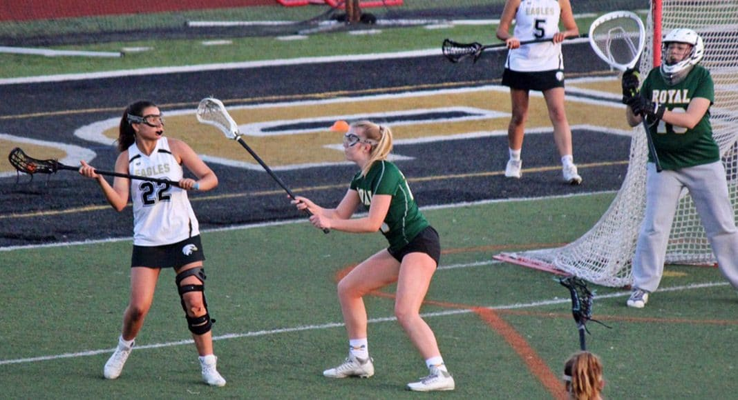 Royal girls lacrosse