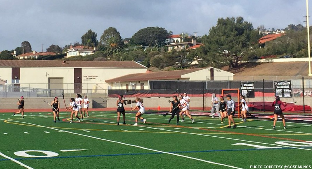 Downey at Palos Verdes girls