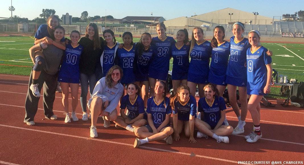 Agoura girls lacrosse