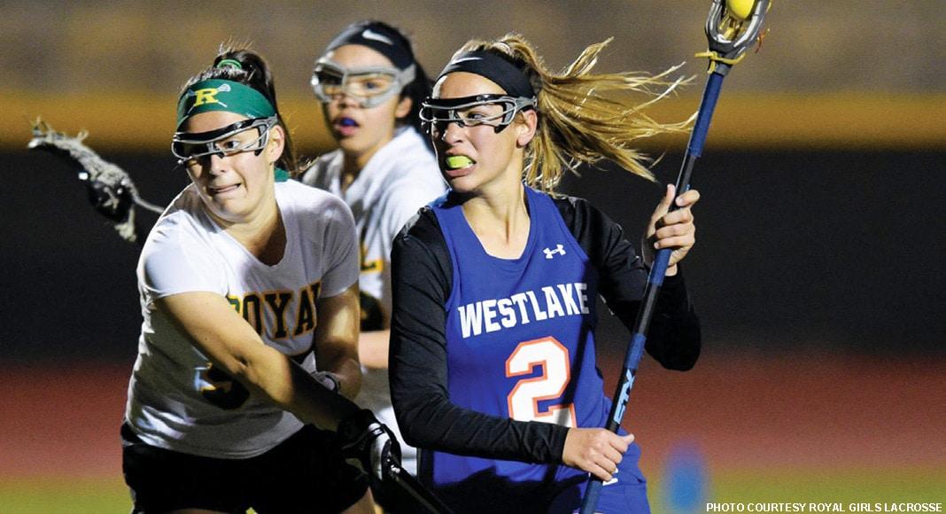 Shelby Tilton, Westlake, 2018 Girls All-Marmonte MVP