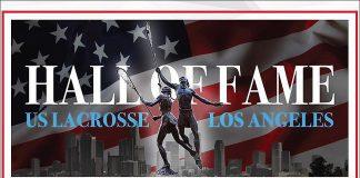US Lacrosse LA Hall of Fame