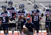 Mike Ansel resigned as head coach of the Cal State Fullerton Men's Lacrosse team.