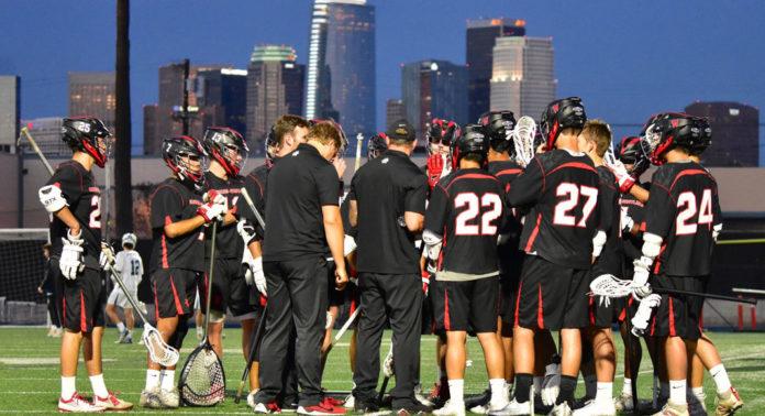 Harvard Westlake boys lacrosse