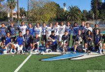 Palisades boys lacrosse alumni game