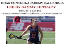 Draw Control Academy, Sammy Jo Tracy
