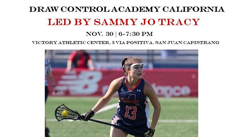 Draw Control Academy, Sammy Jo Tracy