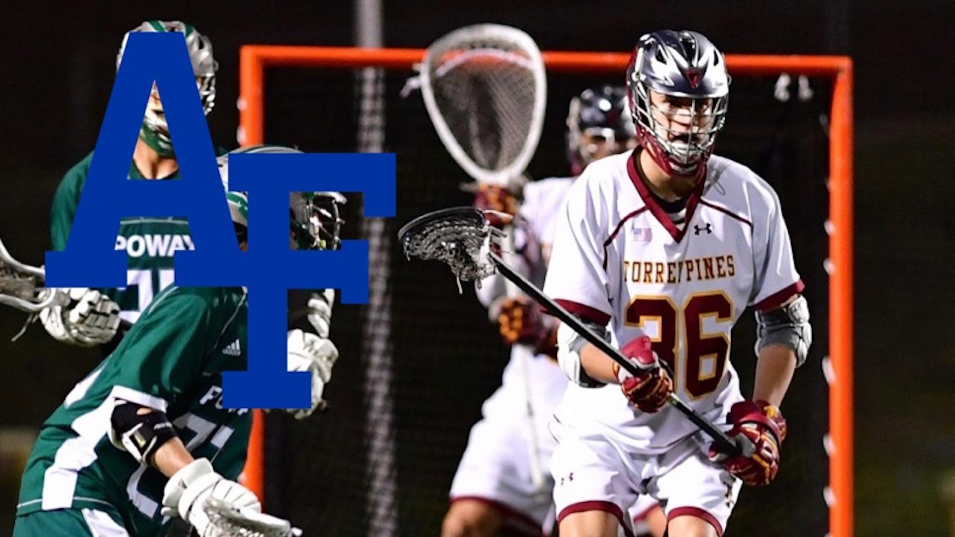 Conrad Delgado, Torrey Pines boys lacrosse