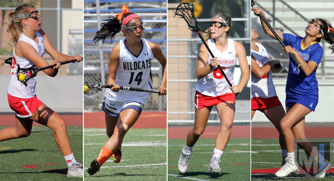 Emma Hodges, Hope Jin, Addy Bass, Piper Spindle: 2019 LA Girls Players to Watch