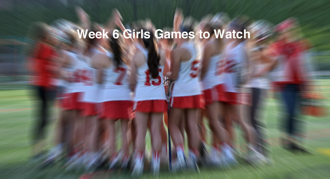 Games to Watch