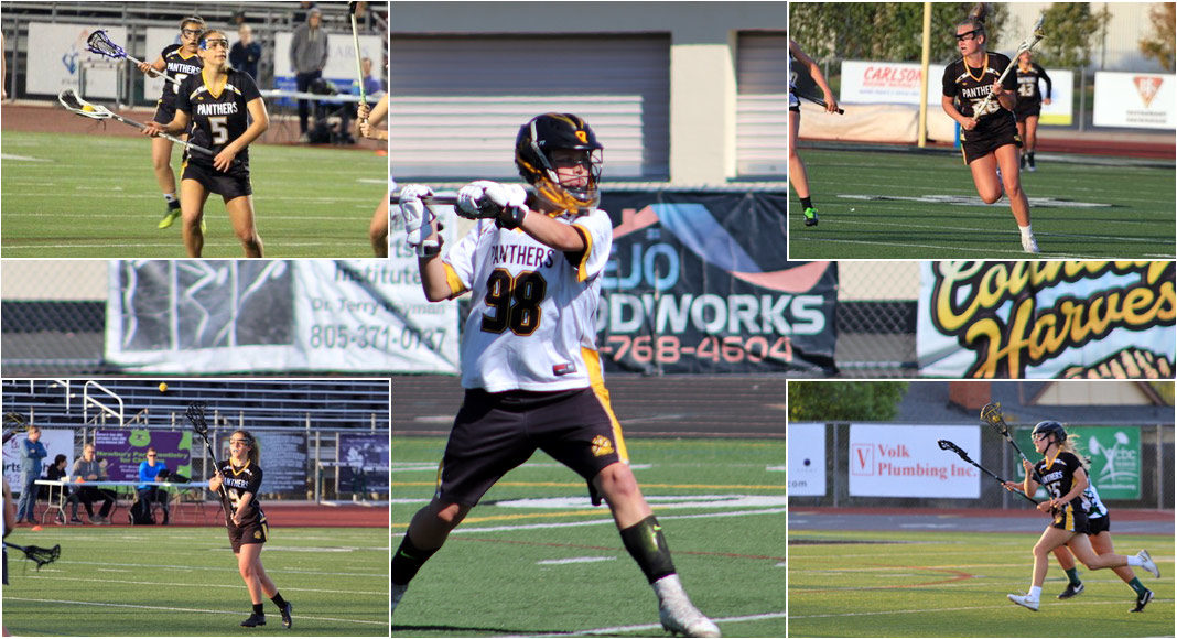 Newbury Park girls lacrosse
