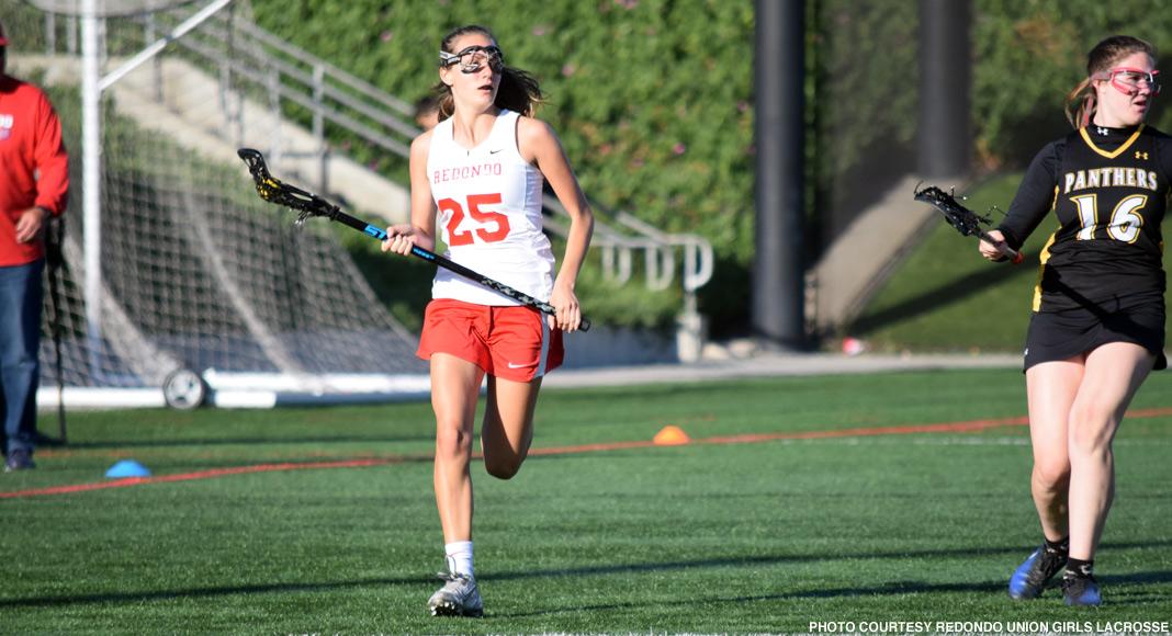 Sierra Dorn, Redondo girls lacrosse