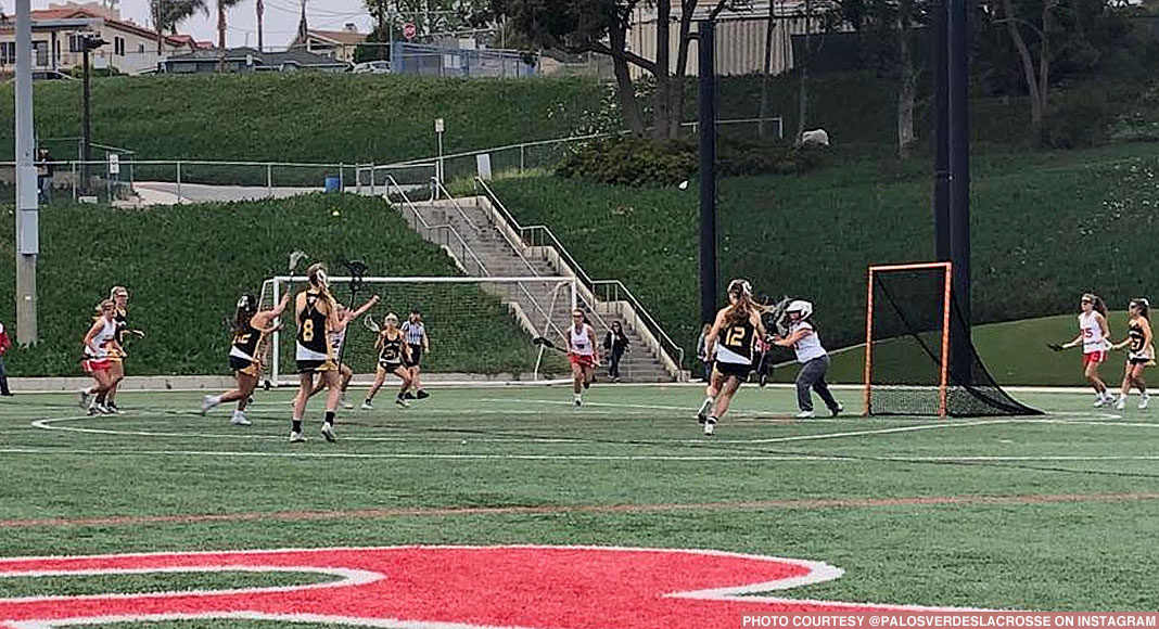 Foothill at Redondo Union, April 24, 2019