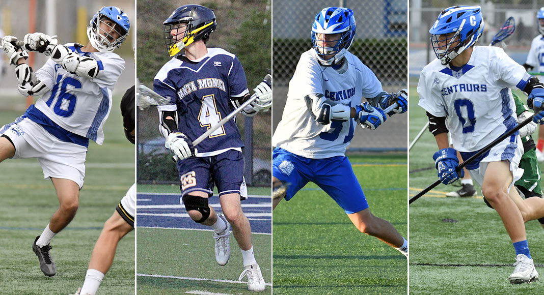 2019 All-Ocean League: Anthony Novo, Culver City; Joe Kean, Santa Monica; Thomas Wilcox, Culver City; Ray Sugiyama, Culver City