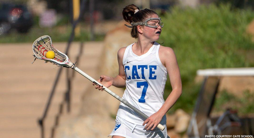 Maddie Erickson, Cate School