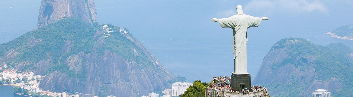 Pôr do Sol na Praia do Rio de Janeiro