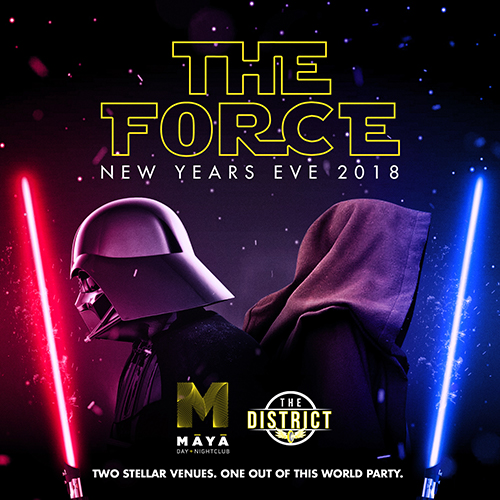 The District NYE