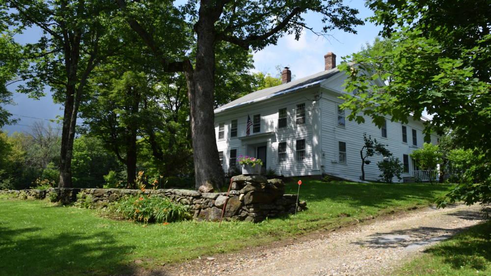 1790s Farm House