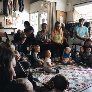 Prenatal Yoga Long Beach - The Family Store
