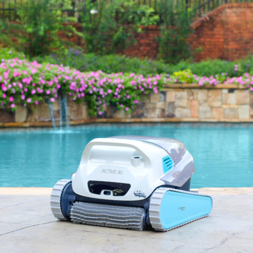 Dolphin Active 30 Robotic Pool Cleaner