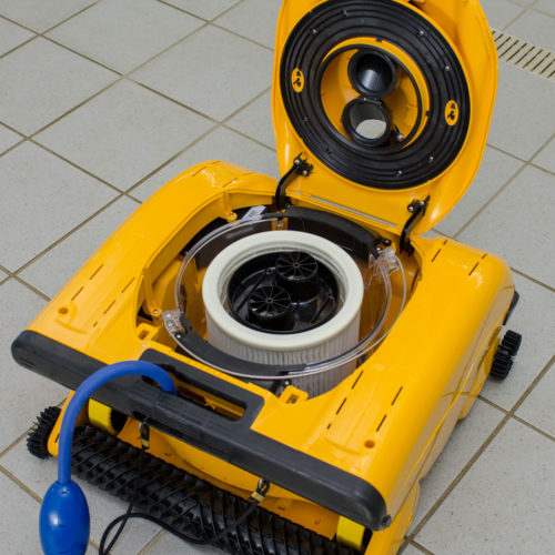 Dolphin Wave 150 Commercial Robotic Pool Cleaner