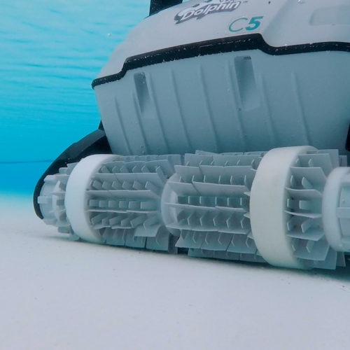 Dolphin C5 Commercial Robotic Pool Cleaner