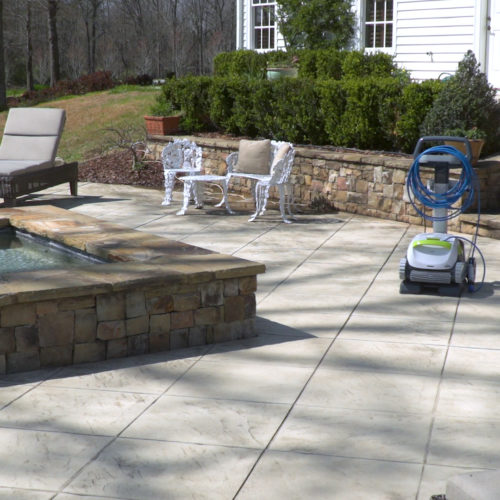 Dolphin T55i Robotic Pool Cleaner Caddy