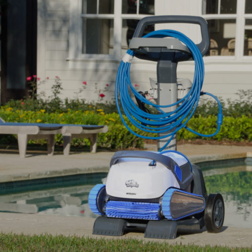 Dolphin S300i Robotic Pool Cleaner Caddy