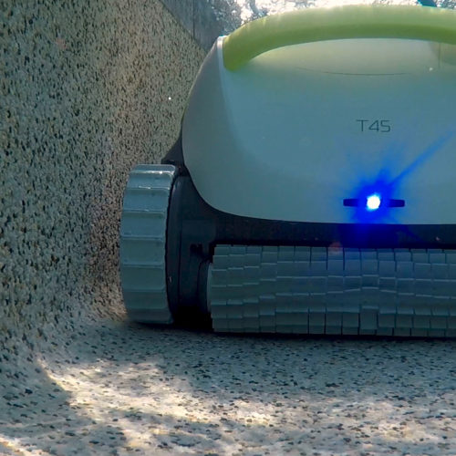 Dolphin T45 Robotic Pool Cleaner