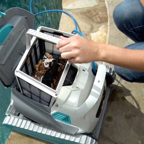 Dolphin Active 30 Robotic Pool Cleaner Filter Basket
