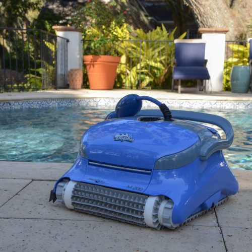 Dolphin M200 Robotic Pool Cleaner