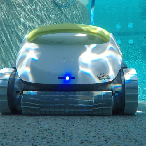Dolphin T35 Robotic Pool Cleaner