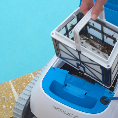 Dolphin Proteus DX3 Robotic Pool Cleaner Filter