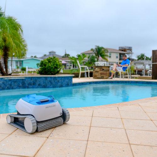 Proteus DX3 Robotic Pool Cleaner